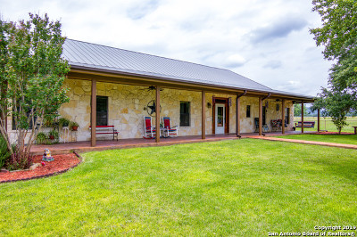 Bandera Farm & Ranch For Sale: 283 Faris Ranch Rd