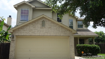 Converse Single Family Home Active Option: 6706 Windfield Gap