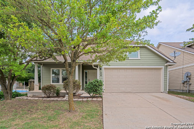 Cibolo Single Family Home For Sale: 108 Brookview