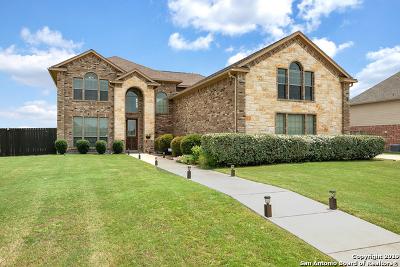 Schertz Single Family Home Active Option: 6713 Laura Hts