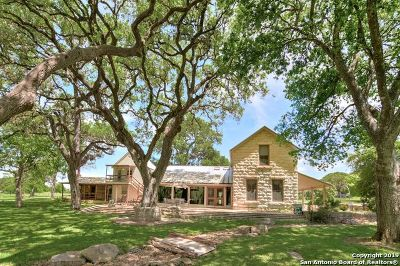Boerne Single Family Home For Sale: 330 Ammann Rd