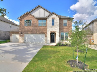 Boerne Single Family Home For Sale: 122 Heathcot