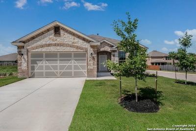 Bexar County Single Family Home For Sale: 7415 Daniel Krug