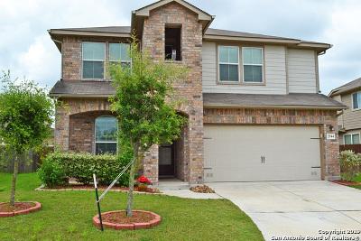 Schertz Single Family Home For Sale: 2944 Mistywood Ln