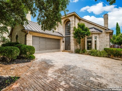 Alamo Heights Single Family Home For Sale: 215 Cloverleaf Ave
