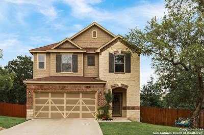 Boerne Single Family Home Active Option: 333 Sandy Shoal