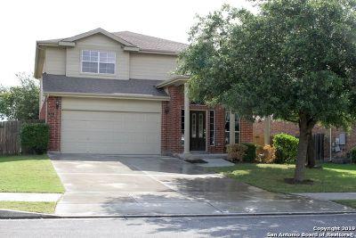 Schertz Single Family Home For Sale: 822 Secretariat Dr