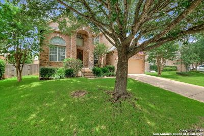 San Antonio Single Family Home New: 535 Roble Real