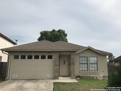 San Antonio Single Family Home Back on Market: 10131 Paddlefish Crk