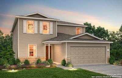 Bexar County, Medina County Single Family Home Back on Market: 12027 Silver Valley