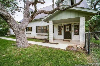 Boerne Single Family Home For Sale: 1995 Nixon Dr