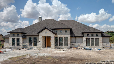New Braunfels Single Family Home For Sale: 1143 Barolo Court