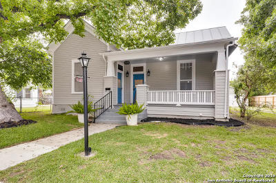 Single Family Home For Sale: 309 Devine St