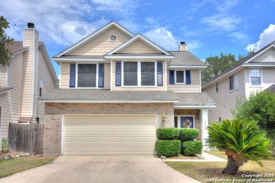 Stone Oak Single Family Home Active Option: 22030 Goldcrest Run