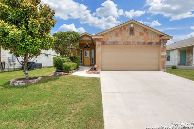 New Braunfels Single Family Home Active Option: 659 Tom Kemp Dr