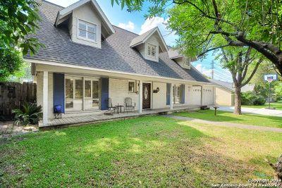 Single Family Home Price Change: 8403 Laurelhurst Dr