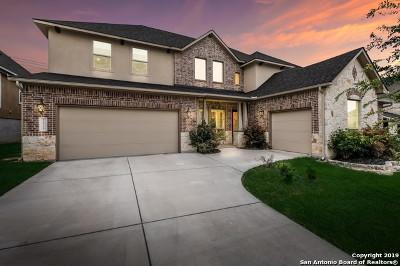 Stone Oak Single Family Home For Sale: 24318 Vinca Reef
