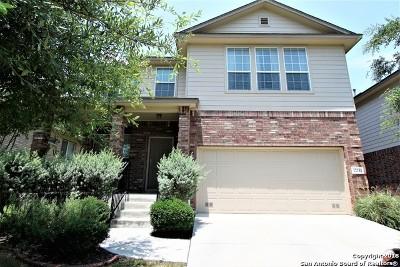 Bexar County Single Family Home Price Change: 12151 Karnes Way