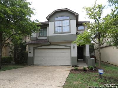 Stone Oak Single Family Home Price Change: 1230 Tweed Willow