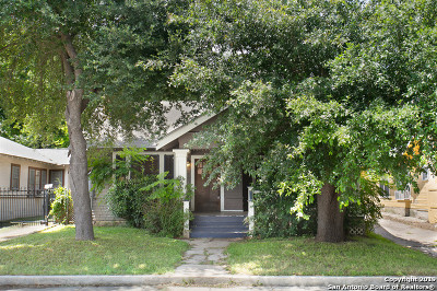 Tobin Hill Single Family Home For Sale: 327 E Craig Pl