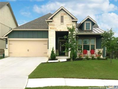 Schertz Single Family Home For Sale: 8919 Sage Stem