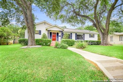 Single Family Home Active Option: 208 Brightwood Pl