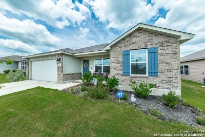 New Braunfels Single Family Home For Sale: 116 Fabarm Ln