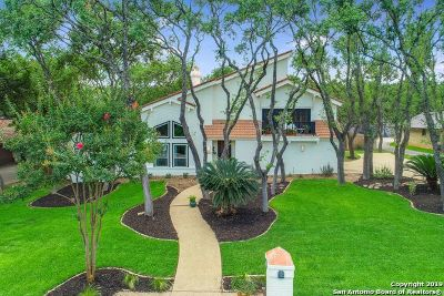 San Antonio Single Family Home New: 3714 Hunters Point St