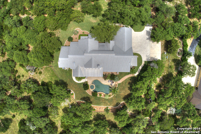 Boerne Single Family Home For Sale: 114 Riverwood