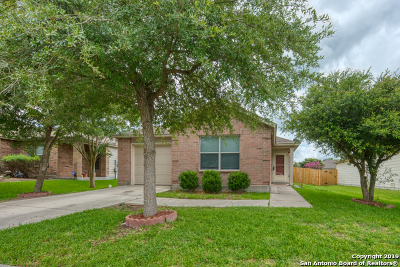 Cibolo Single Family Home For Sale: 125 Brahma Way