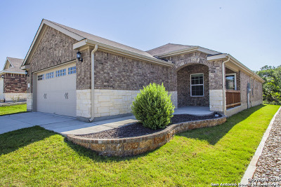 Bexar County Single Family Home Active Option: 3518 Grant Rapids