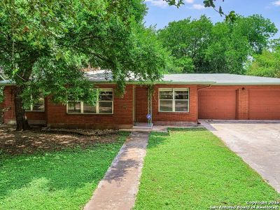 San Antonio Single Family Home For Sale: 435 Mission St