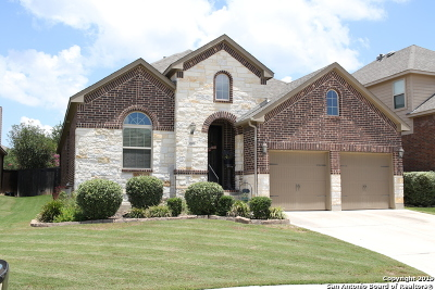 Bexar County Single Family Home For Sale: 3106 Crosby Cove