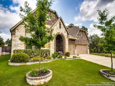 Boerne Single Family Home For Sale: 8811 Shady Gate