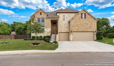 Boerne Single Family Home For Sale: 26362 Tawny Way