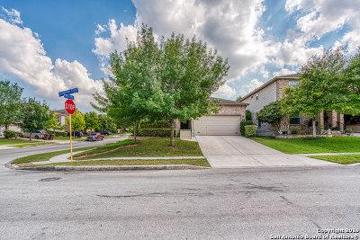 Bexar County Single Family Home Active Option: 12102 Lantana Cove