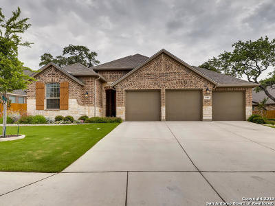 Kendall County Single Family Home For Sale: 108 Cimarron Creek