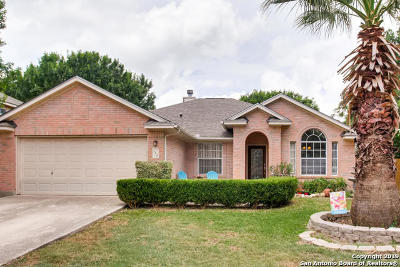 Cibolo Single Family Home Back on Market: 182 Spice Oak Ln