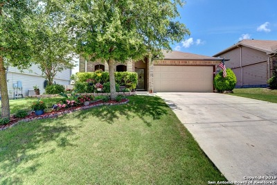 Schertz Single Family Home Active Option: 725 Fountain Gate