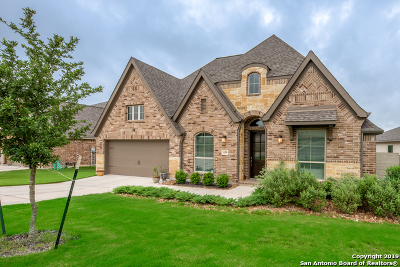 New Braunfels Single Family Home Price Change: 629 Vale Ct