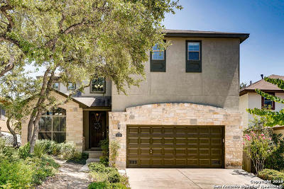 Boerne Single Family Home For Sale: 8718 Gelvani Grove