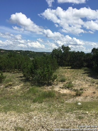 Canyon Lake Residential Lots & Land For Sale: 143 Bobby Clark Dr