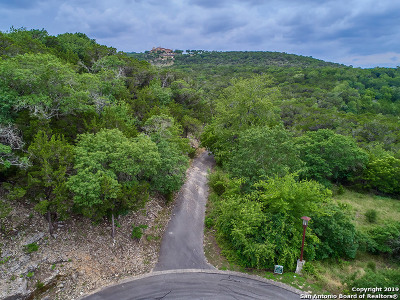 Boerne Residential Lots & Land For Sale: 11235 Paraiso Bluff