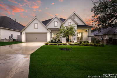 New Braunfels Single Family Home For Sale: 1155 Yaupon Loop