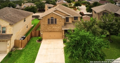 Cibolo Single Family Home Price Change: 409 Eldridge Dr