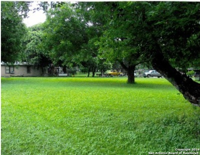 Castroville Residential Lots & Land Active Option: 707 Algiers St