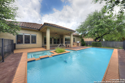Single Family Home Active Option: 18210 Crystal Cove