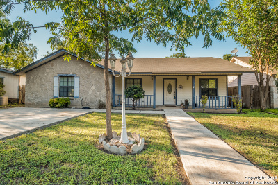 Hondo Single Family Home Price Change: 2208 20th St