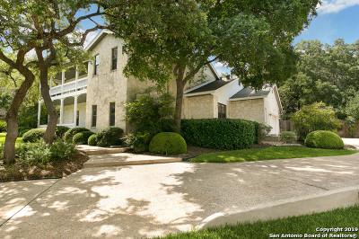 San Antonio Single Family Home New: 303 Bluffhill