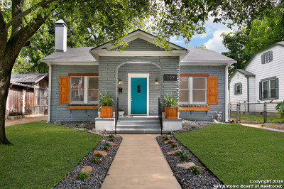 Single Family Home Active Option: 709 W Russell Pl